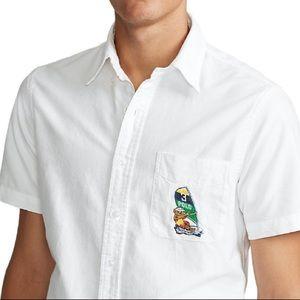 Polo Ralph Lauren Windsurfer Polo Bear Shirt